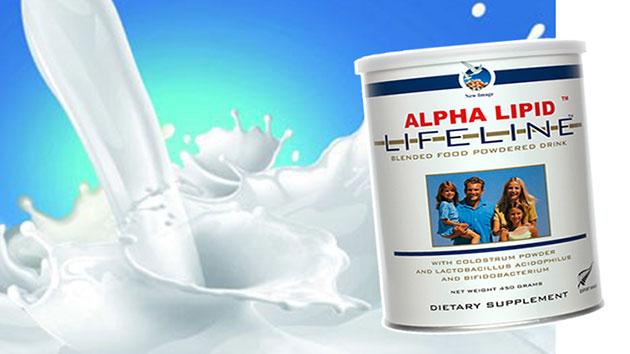 lon sữa non alpha lipid
