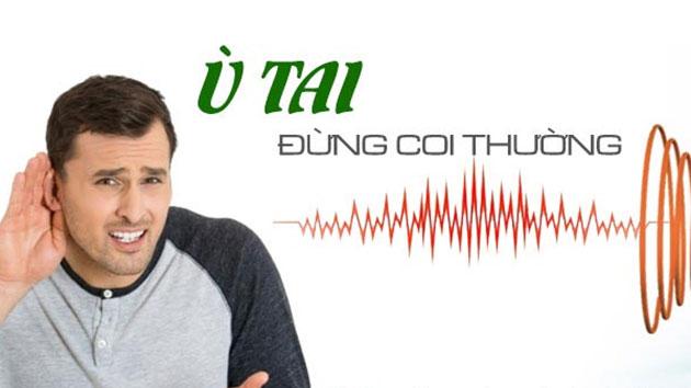 Bệnh ù tai