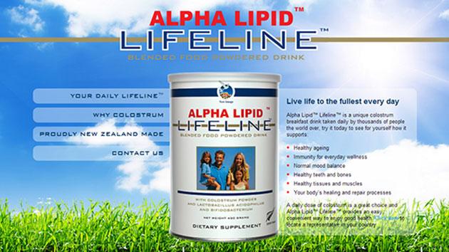 Lựa chọn sữa non alpha lipid là lựa chọn thông minh