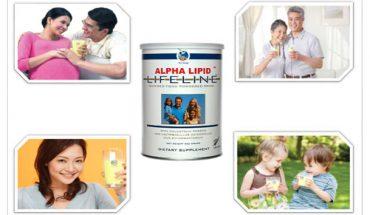 Công dụng của sữa non alpha lipid