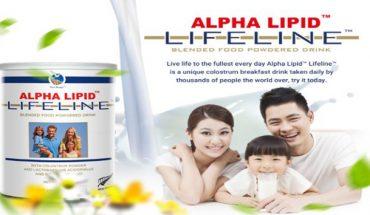 Sữa non alpha lipid là sự lựa chọn hoàn hảo