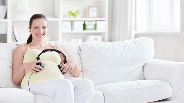 Chăm sóc bé từ trong bụng mẹ