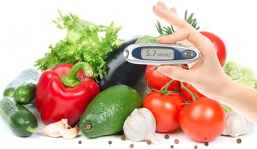 Chế độ ăn tiểu đường
