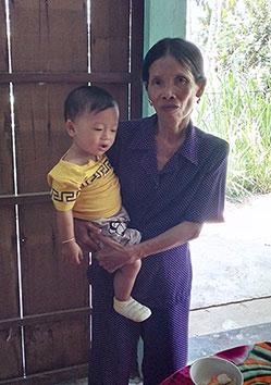 Mẹ Thanh Hương