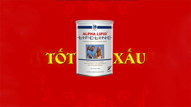 Sữa non alpha lipid tốt hay xấu