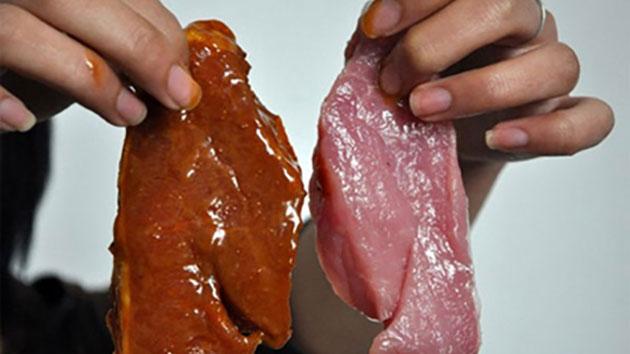 Thịt bò giả