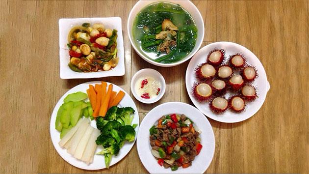 Thực phẩm cho bệnh gout
