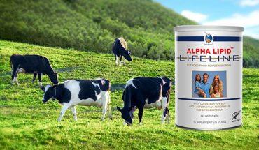 Tâm sự sữa non alpha lipid