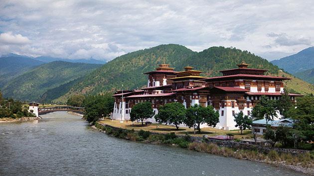 Đất nước bhutan